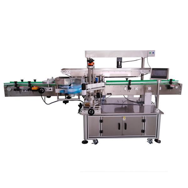 Three Label Self Adhesive Labeling Machine
