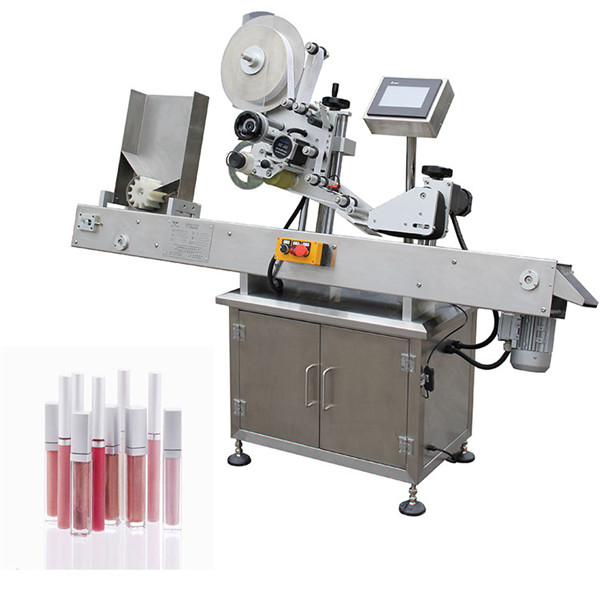 Vial Round Bottle Labeling Machine For Medicine Industry