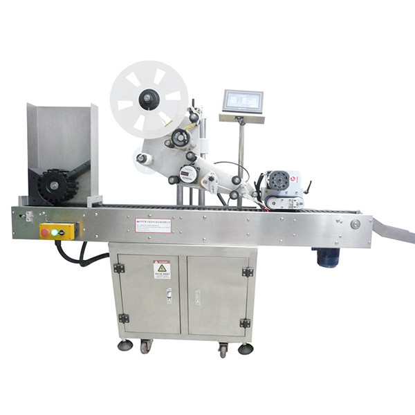 Vial Sticker Labeling Machine Gel Polish And Nail Polish Stickers
