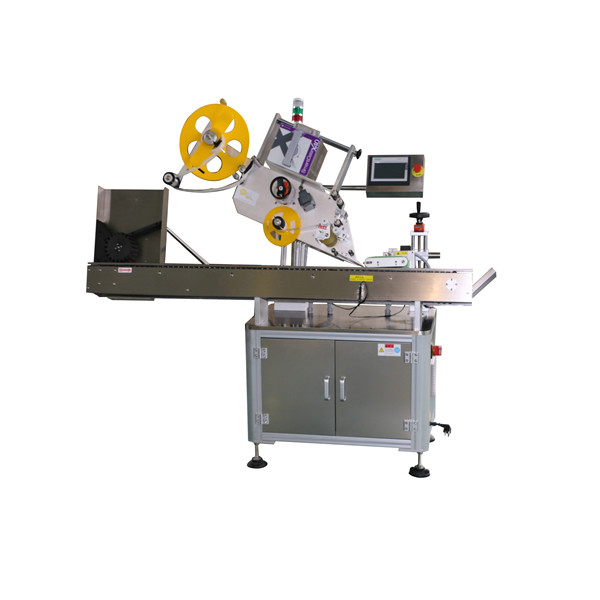 Wear Resistance Vial Labeling Machine For Lip Balm