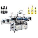Wine Bottle Label Applicator Machine, Beer Bottle Labeler