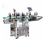 Wine Bottle Labeling Machine Sticker Label Applicator Equipment