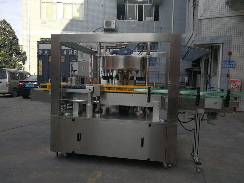 automatic label applicator machine equipment