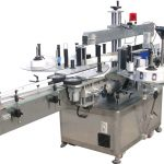 Up-Press Mechanism Top Bottles Automatic Bottle Labeler Machine