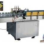 Automatic Cold Glue Label Applicator Machine For Round Bottle Customized