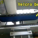 Adhesive Nail Polish Label Applicator Machine