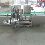 Intelligent Siemens PLC Control Automatic Label Machine With Collection Surface