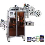 PET Automatic Shrink Sleeve Labeling Machine High Efficiency For Bottlenecks