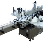 SUS304 Stainless Steel Economy Double Side Sticker Labelling Machine