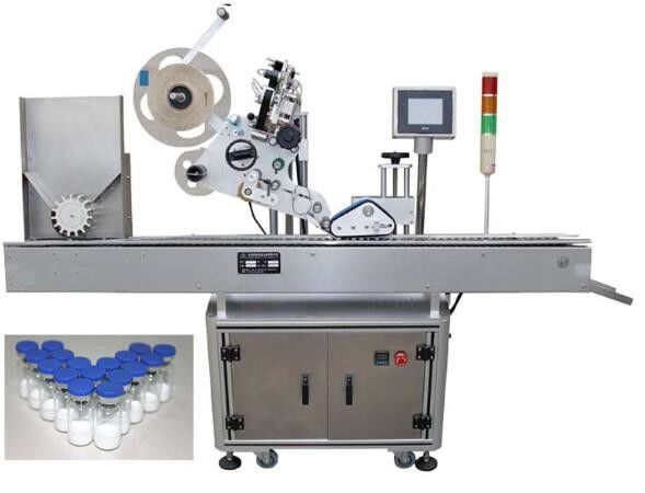 10ml Small Bottle Labeling Machine For Pharmaceuticals