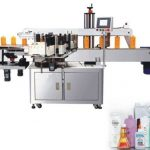 Double Side Sus304 Stainless Steel Sticker Labelling Machine