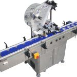 Sus304 Stainless Steel Economy Automatic Top And Side Labelling Machine