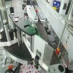 Automatic Double Side Sticker Labelling Machine For Square Round Flat Bottle