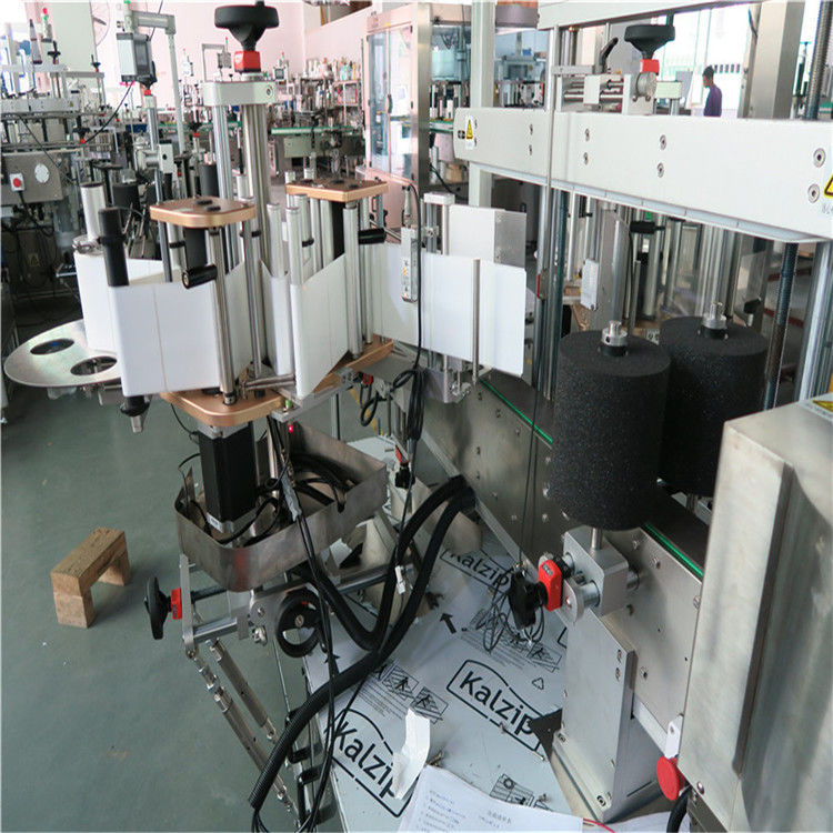 China Single / One Side High Speed Labeling Machine Automatic Flat Plastic Buke supplier