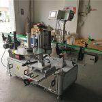 Multiple Types Bottle Sticker Labeling Machine PLC Control System