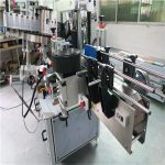 Sticker Label Applicator Machine Shampoo And Detergent Labeller