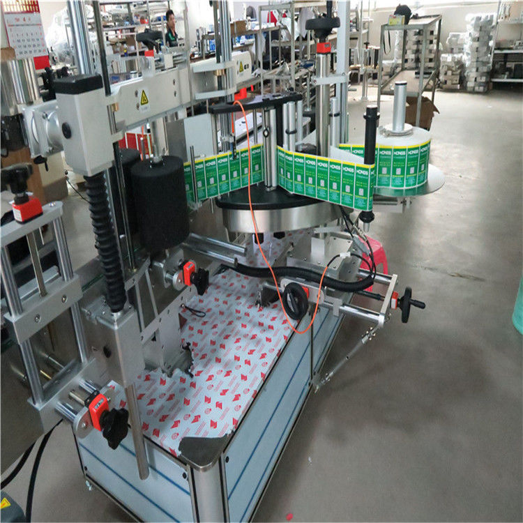 High Speed Label Applicator Machine For Pharmaceutical / Cosmetic