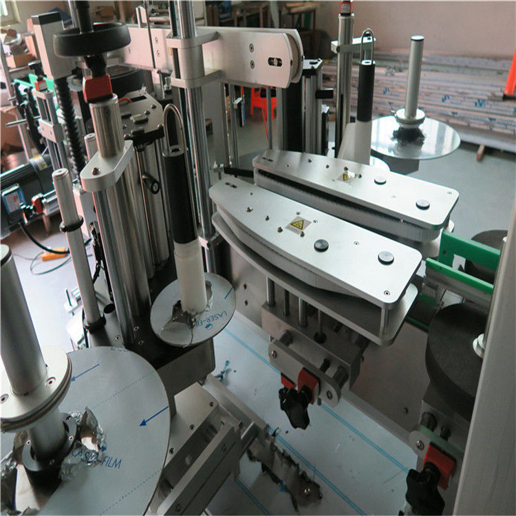 China Fully Automatic Sticker Labeling Machine / Self Adhesive Labeling Machine supplier