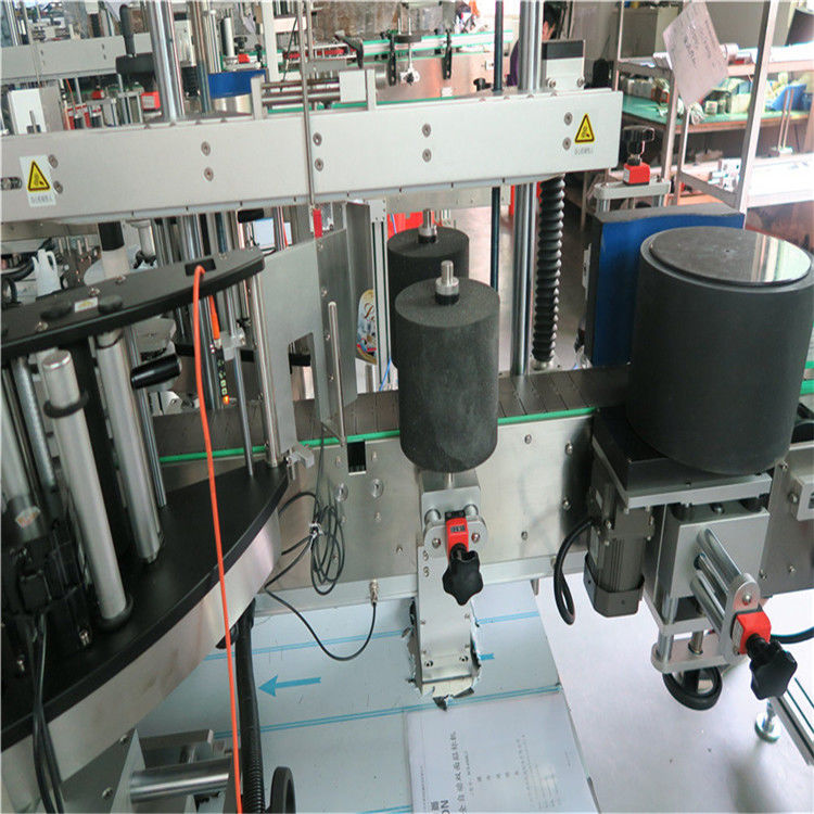 China Automatic Glass Bottle Labeling Machine For Australia / Chile Wine Glass Bottle supplier