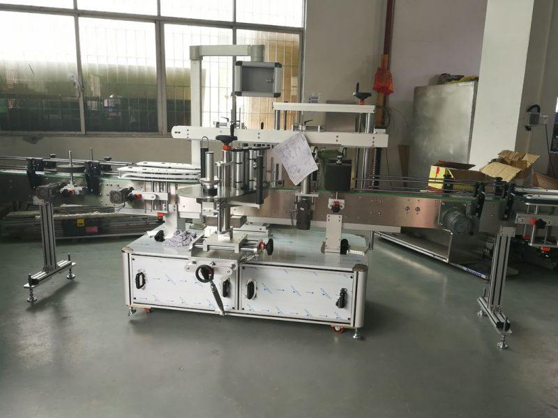 China Juice / Wine Bottle Automatic Sticker Labeling Machine, Automatic Labeler Machine supplier
