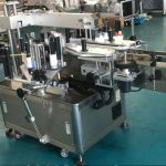 High Speed Double Side Sticker Labelling Machine for Square / Round / Flat Bottle