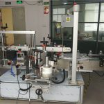 Front / Back On Non-Round Or Flat Bottle Labeling Equipment