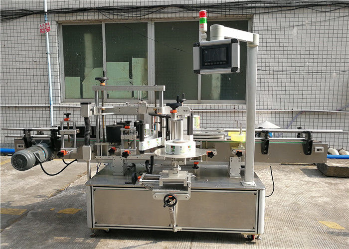 CE Automatic Sticker Labeling Machine / Pressure Sensitive Labeling Machine
