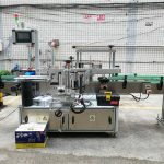 Front / Back And Wrap Around Label Applicator , Label Applicator Machine