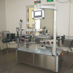 Self Adhesive Single-Sided Automatic Labeling Machine 380v / 220V 50HZ 2300W