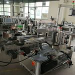 High Speed Dual Corner Seal Labeling System for Pharmaceutical Cartons
