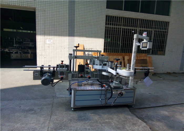 Full Automatic Square Bottle Labeling Machinery 4000-8000 B/H Capacity