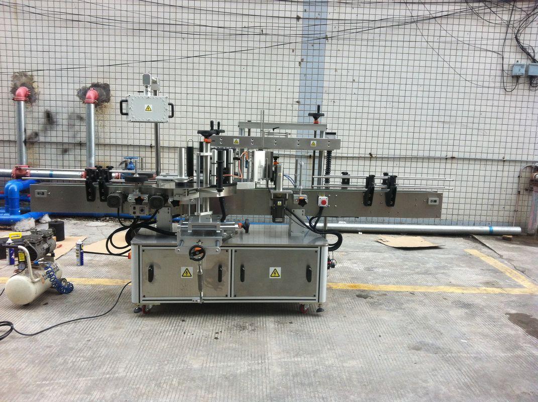 Plastic Bottle Labeling Machine For Water Bottle Labeling Equipment