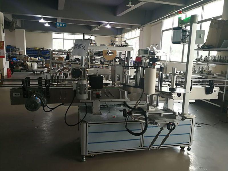 China Automatic Sticker Labeling Machine for square , Automatic Label Applicator Machine supplier
