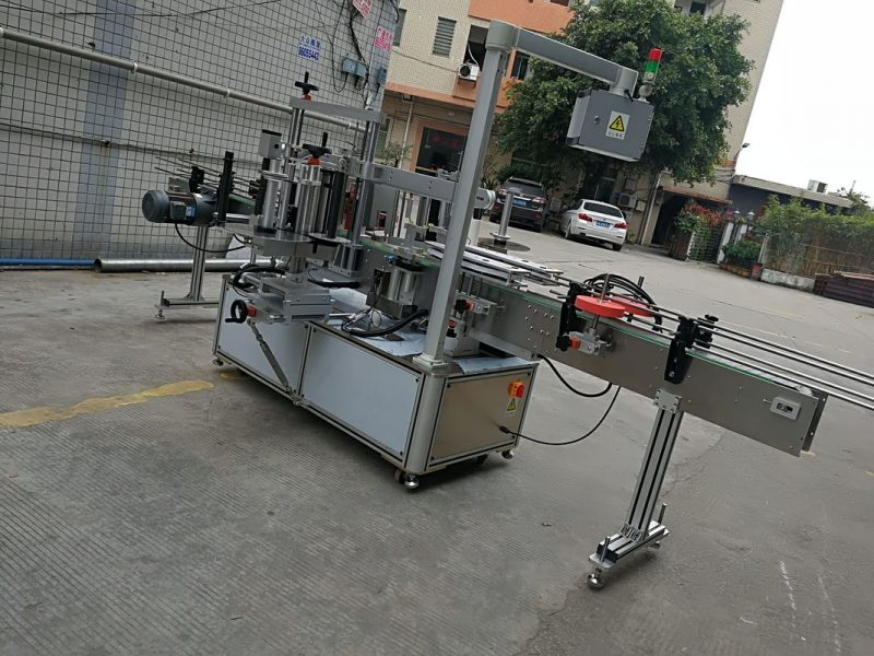 China Self-Adhesive Sticker Labeling Machine With High Speed 200BS/Min supplier