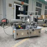 Full Automatic Carton Corner Sealing Sticker Labeling Machine 220V 50HZ 1200W